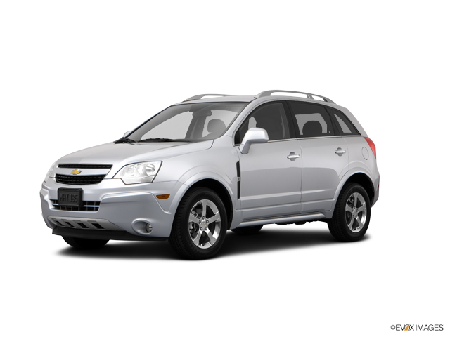 2014 Chevrolet Captiva Sport Fleet Vehicle Photo in Lowell, IN 46356