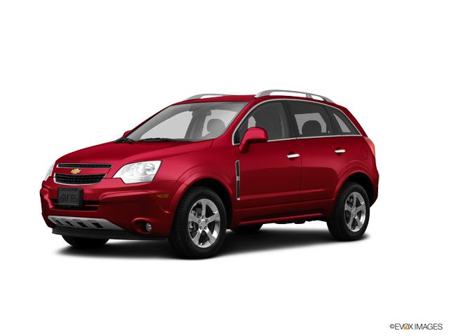 2014 Chevrolet Captiva Sport Fleet Vehicle Photo in Gardner, MA 01440