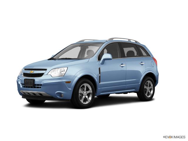 2014 Chevrolet Captiva Sport Fleet Vehicle Photo in Naples, FL 34109