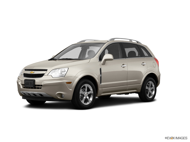 2014 Chevrolet Captiva Sport Fleet Vehicle Photo in Vincennes, IN 47591