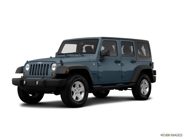 2014 Jeep Wrangler Unlimited Vehicle Photo in Owensboro, KY 42303