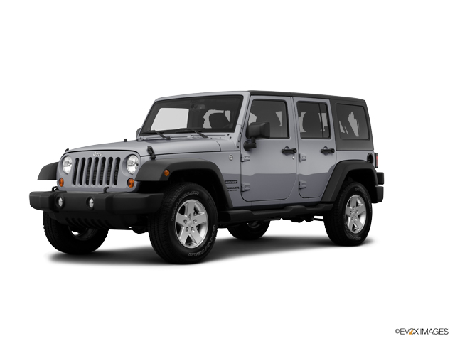 2014 Jeep Wrangler Unlimited Vehicle Photo in Odessa, TX 79762