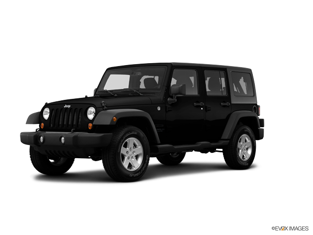 2014 Jeep Wrangler Unlimited Vehicle Photo in Augusta, GA 30907