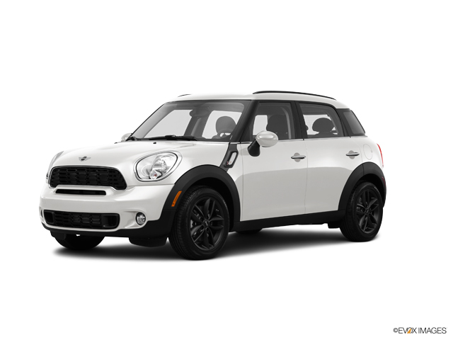 2014 MINI Cooper S Countryman Vehicle Photo in Tucson, AZ 85705