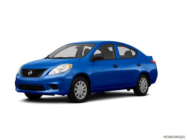 2014 Nissan Versa Vehicle Photo in Edinburg, TX 78539
