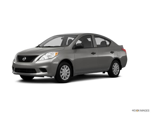 2014 Nissan Versa Vehicle Photo in Gulfport, MS 39503