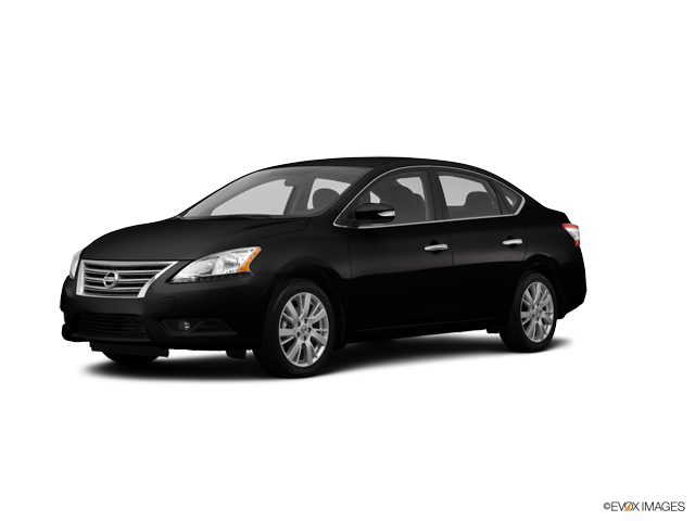 2014 Nissan Sentra Vehicle Photo in Springfield, TN 37172