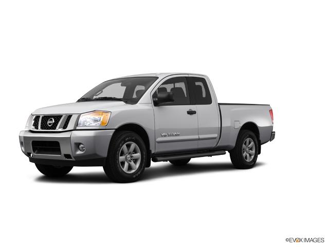 2014 Nissan Titan Vehicle Photo in Selma, TX 78154