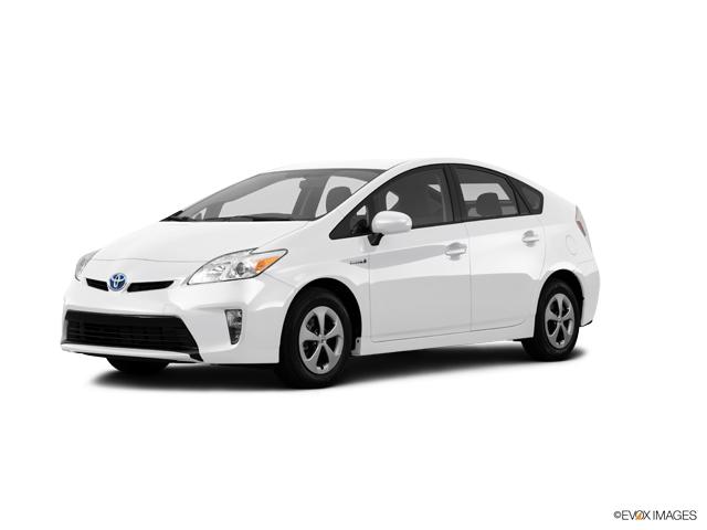 2014 Toyota Prius Vehicle Photo in Kansas City, MO 64118