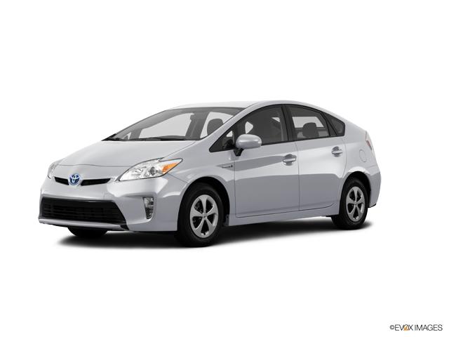 2014 Toyota Prius Vehicle Photo in Tucson, AZ 85712