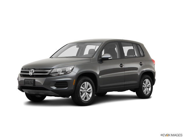 Used 2014 Pepper Gray Metallic Volkswagen Tiguan 2WD 4dr Auto S For Sale near Merrillville at ...