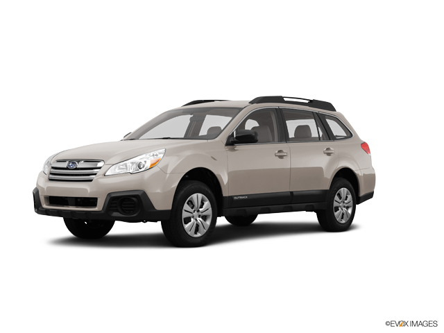 2014 Subaru Outback Vehicle Photo in Beaufort, SC 29906