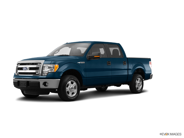 2014 Ford F-150 Vehicle Photo in San Angelo, TX 76901