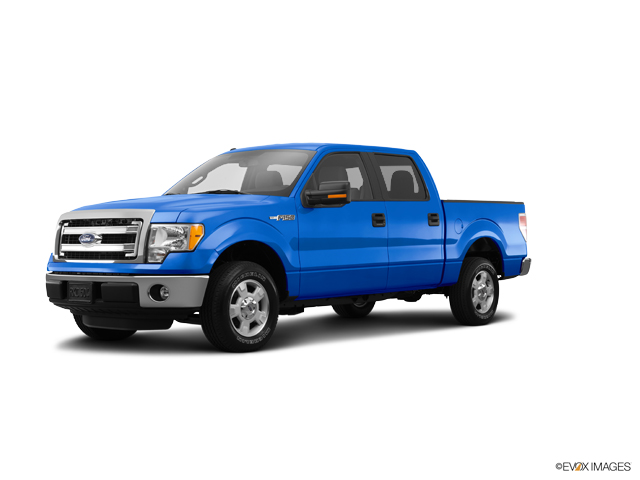 2014 Ford F-150 Vehicle Photo in San Angelo, TX 76903