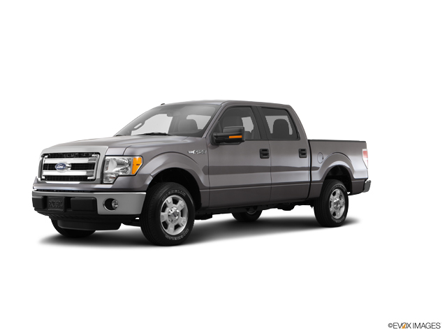 2014 Ford F-150 Vehicle Photo in Manhattan, KS 66502