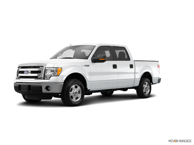 2014 Ford F-150 Vehicle Photo in Greeley, CO 80634