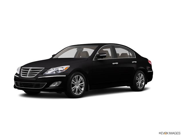 2014 Hyundai Genesis Vehicle Photo in Bayside, NY 11361