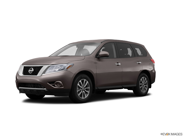 2014 Nissan Pathfinder Vehicle Photo in Zelienople, PA 16063