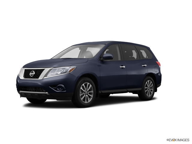 2014 Nissan Pathfinder Vehicle Photo in Chapel Hill, NC 27514