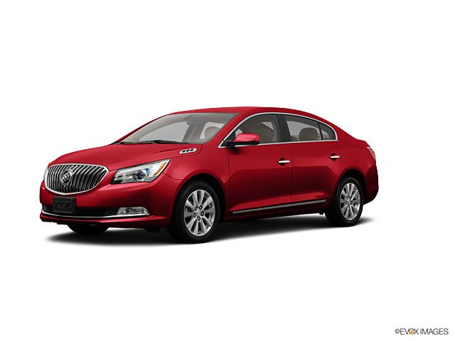 2014 Buick LaCrosse Vehicle Photo in Gainesville, TX 76240