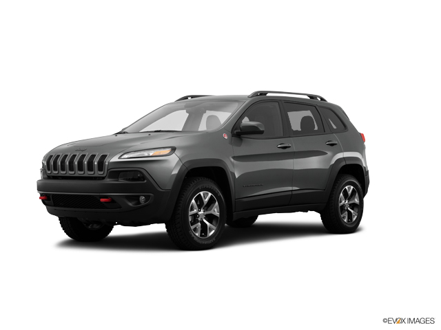 2014 Jeep Cherokee Vehicle Photo in Marquette, MI 49855