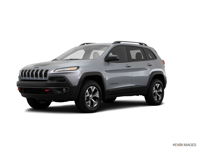 2014 Jeep Cherokee Vehicle Photo in Anchorage, AK 99515