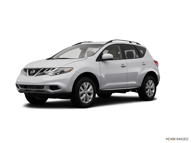 2014 Nissan Murano Vehicle Photo in Danville, KY 40422
