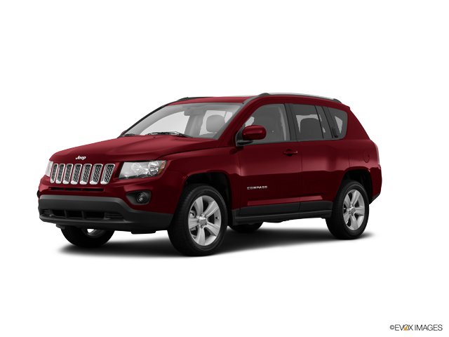 2014 Jeep Compass Vehicle Photo in Casper, WY 82609