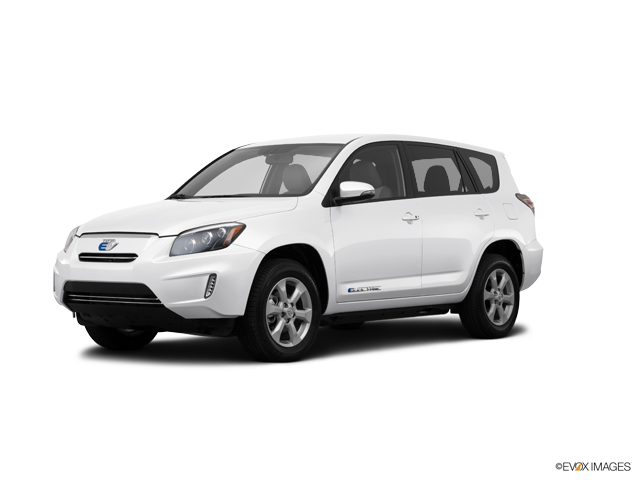 2014 Toyota RAV4 EV Vehicle Photo in Novato, CA 94945