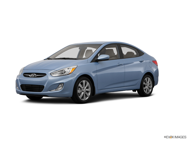 2014 Hyundai Accent Vehicle Photo in Anchorage, AK 99515
