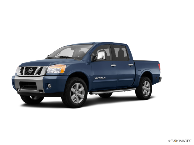 2014 Nissan Titan Vehicle Photo in Albuquerque, NM 87114