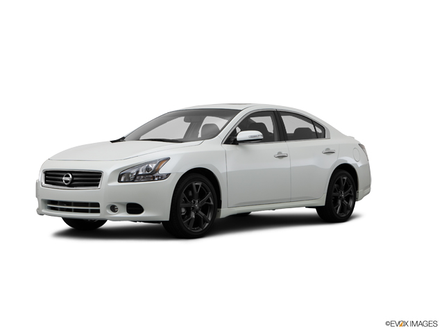2014 Nissan Maxima Vehicle Photo in Charleston, SC 29407
