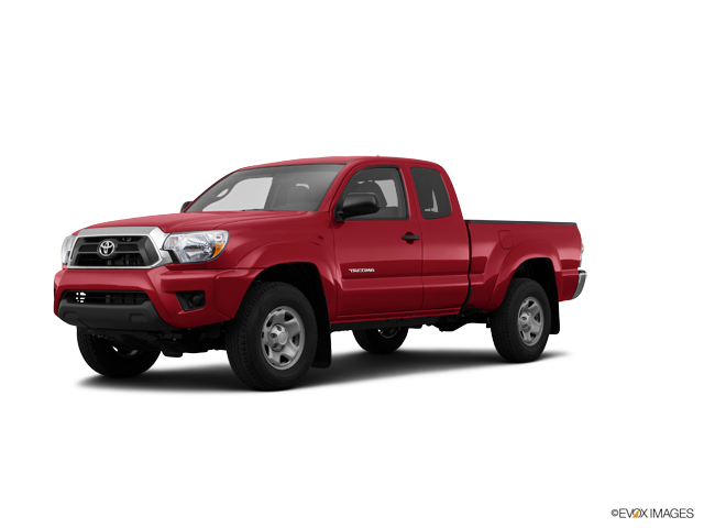 2014 Toyota Tacoma Vehicle Photo in Bowie, MD 20716