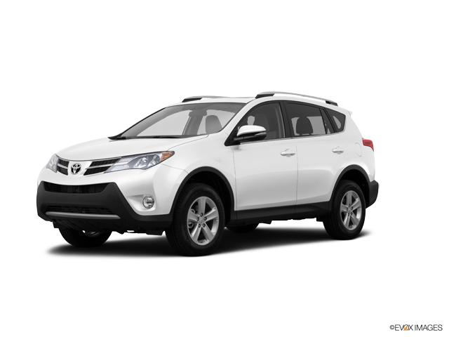 2014 Toyota RAV4 Vehicle Photo in Tulsa, OK 74133