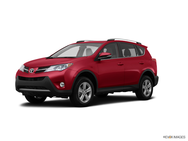 2014 Toyota RAV4 Vehicle Photo in Oklahoma City , OK 73114