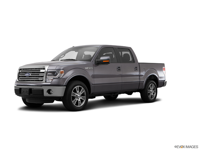 2014 Ford F-150 Vehicle Photo in Danville, KY 40422
