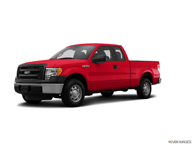 2014 Ford F-150 Vehicle Photo in Elyria, OH 44035