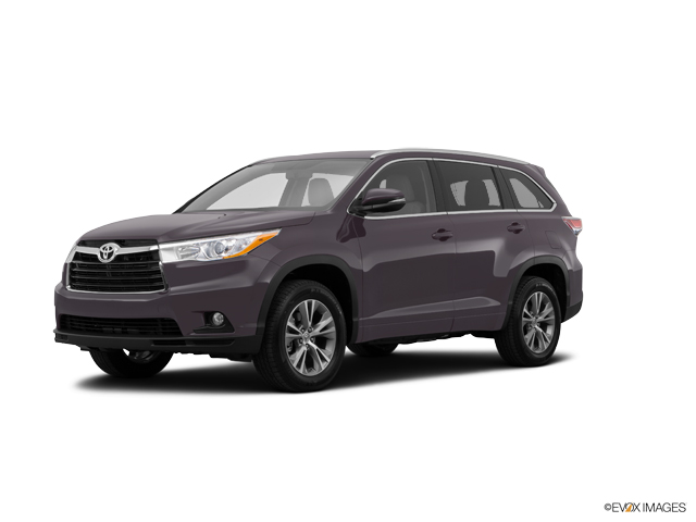 2014 Toyota Highlander Vehicle Photo in Nashville, TN 37203