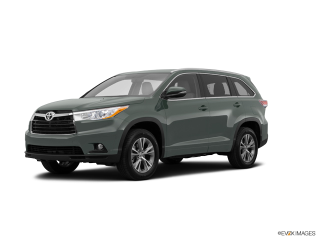 2014 Toyota Highlander Vehicle Photo in Bowie, MD 20716