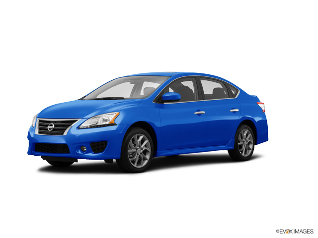 2014 Nissan Sentra Vehicle Photo in Albuquerque, NM 87114