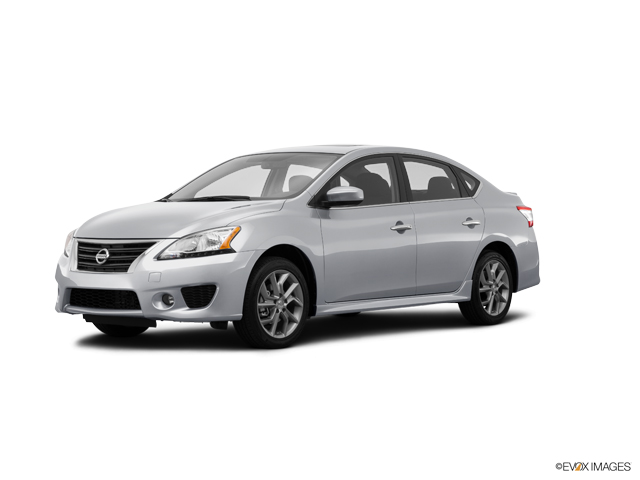 2014 Nissan Sentra Vehicle Photo in Mission, TX 78572