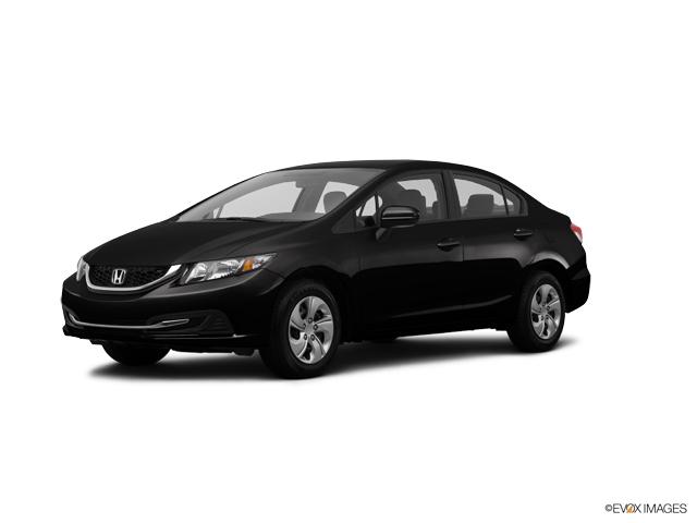 2014 Honda Civic Sedan Vehicle Photo in Joliet, IL 60435