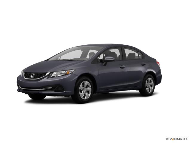 2014 Honda Civic Sedan Vehicle Photo in Wilmington, NC 28403