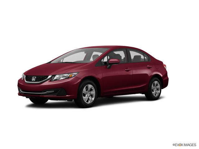 2014 Honda Civic Sedan Vehicle Photo in Manassas, VA 20109