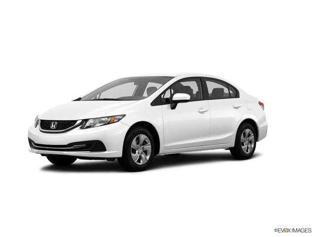 2014 Honda Civic Sedan Vehicle Photo in Freeland, MI 48623
