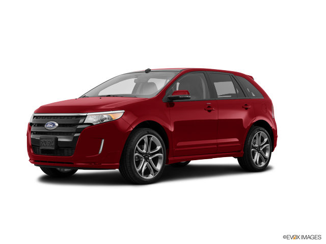 2014 Ford Edge Vehicle Photo in Akron, OH 44320