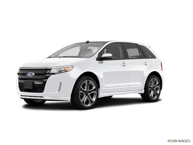 Ford Edge Vehicle Photo In Bowling Green Oh