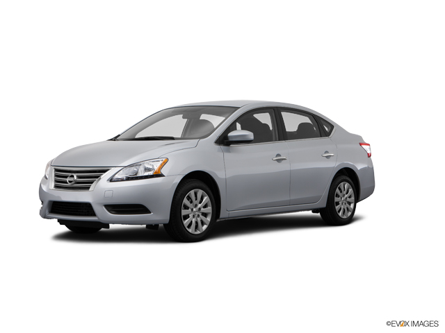 2014 Nissan Sentra Vehicle Photo in Plainfield, IL 60586-5132