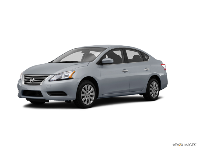 2014 Nissan Sentra Vehicle Photo in Medina, OH 44256