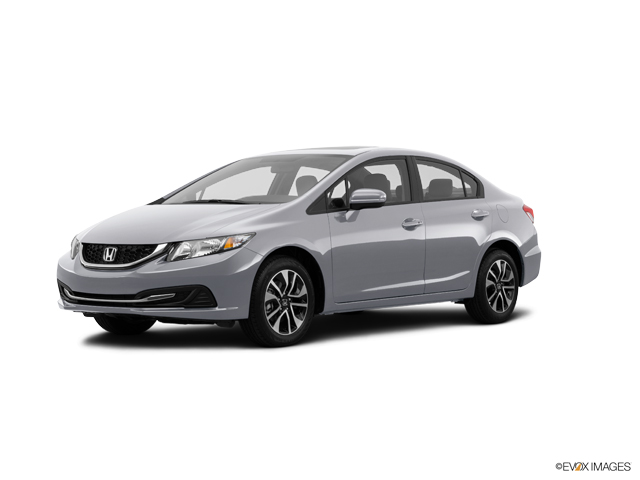 2014 Honda Civic Sedan Vehicle Photo in Odessa, TX 79762